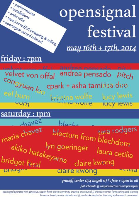 opensignal festival