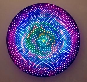 Image: Leo Villareal, Big Bang (2008)