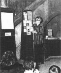 Rampazzi giving a talk in 1979 (Padova, Circolo Pozzetto)