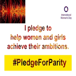 Parity pledge 500