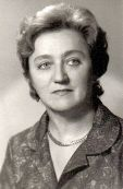 Ludmila Frajt - https://en.wikipedia.org/wiki/Ludmila_Frajt