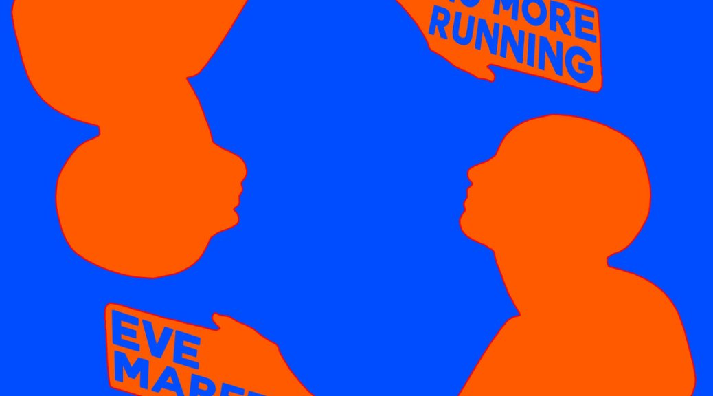 "Reblog – Album of the Day: Eve Maret, ""No More Running"" — Bandcamp"